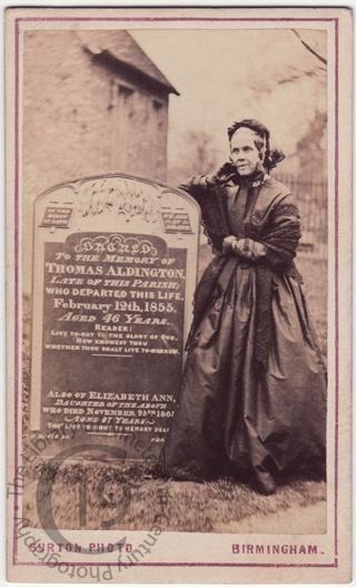 Thomas Aldington, died 1855