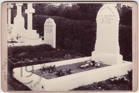 Joseph John Rawley, died 1897