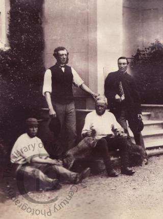 'Westbury stable servants'