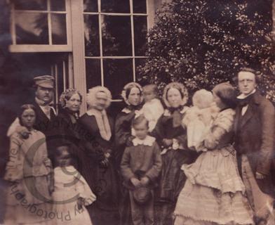 The Inglis family