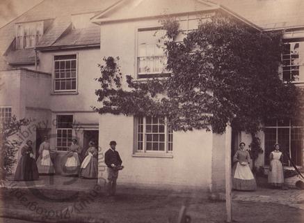Servants at Holbrook Rectory