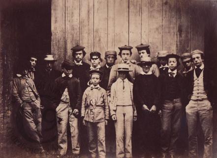 Reformatory boys
