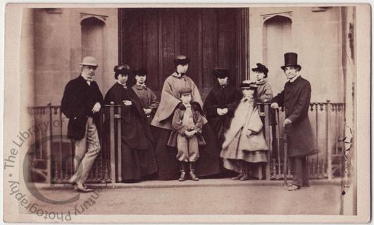 A family at Keswick