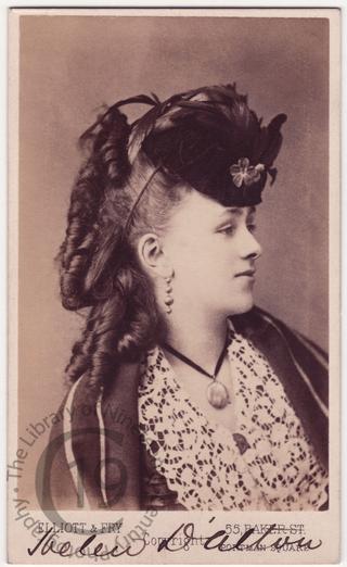 Helen D'Alton