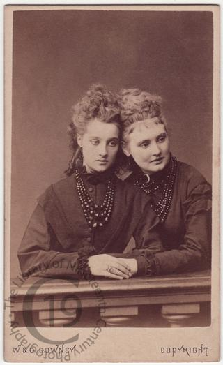 Lady Wentworth and Mrs Turner