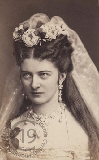 Countess Hanna Erdödy
