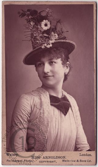 Sigrid Arnoldson