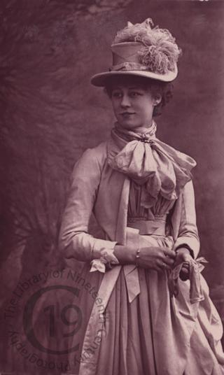 Miss Vanbrugh