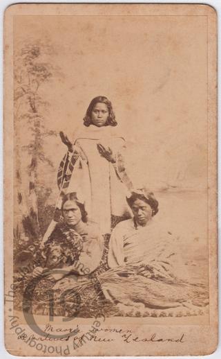 Maori women