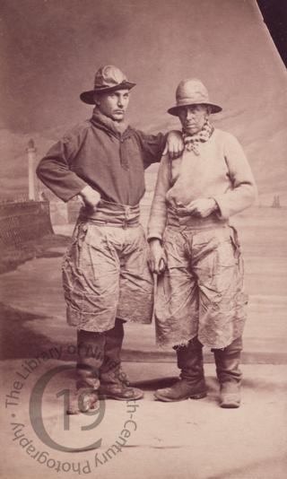 Boulogne fishermen