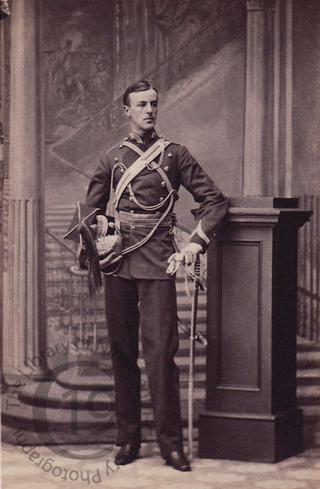 Captain Dobie (12th Lancers)