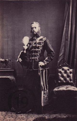 Lieut.  J.C.B.L. Nevinson (4th Hussars)