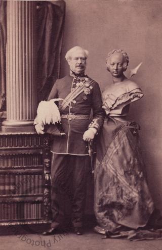 Major-General William Wylde