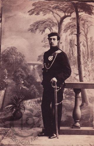 Lieutenant A.S. Harington