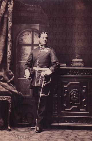 Captain Charles Hotham