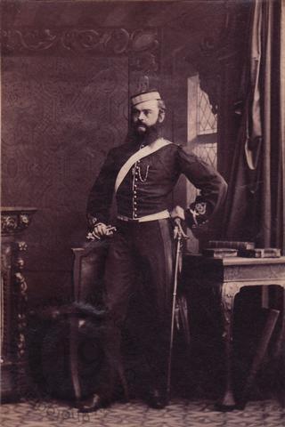 Charles Randolph Buckle