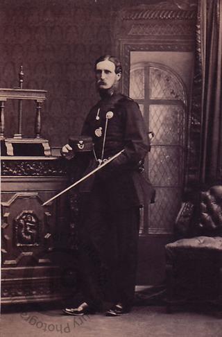 William George Muriel