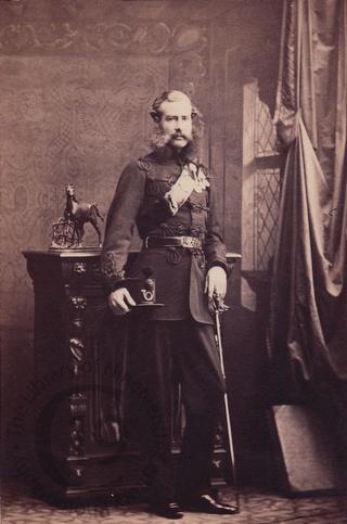 Captain C.W. Cragg