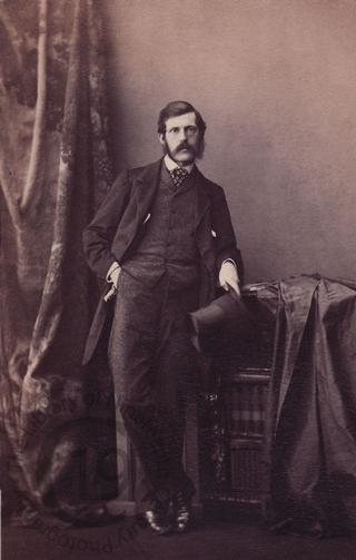 Lt. Col. Wilbraham Oates Lennox V.C.