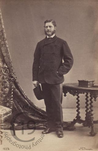 Captain Hugh de Grey Seymour