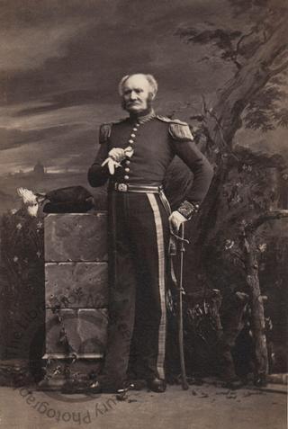 Lieutenant-Colonel Wood