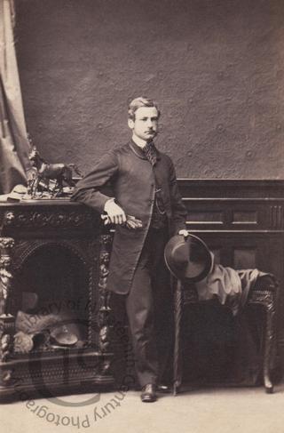Walter St George Burke