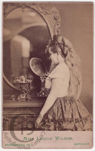 Miss Lardie Wilson
