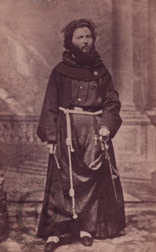 'Garibaldian padre'