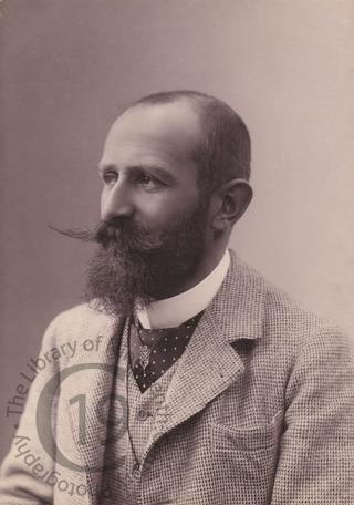 Professor Auguste André