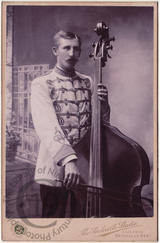 Bandsman will cello