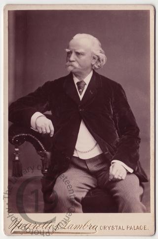 Sir August Manns