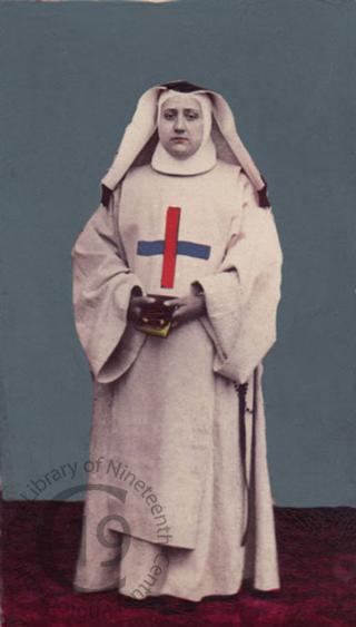 Trinitarian nun