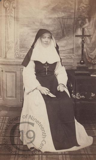 Reverend Mother Léonie