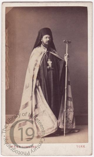 Archbishop of Syra and Tenos