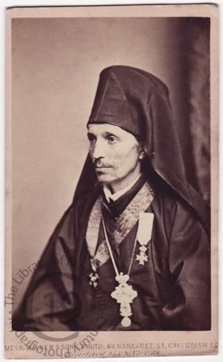Archimandrite Nilos