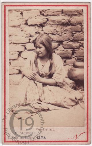 'Chola of Peru'