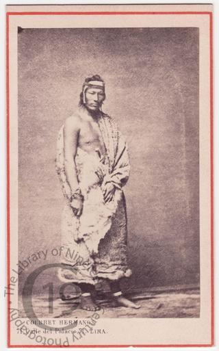 Indigenous Peruvian