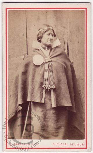 Araucanian Indian