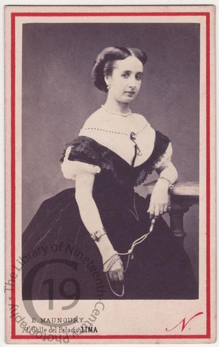 Señorita Enriquita Chipuru