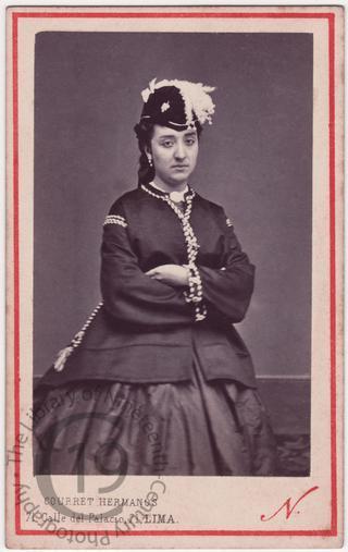 Señora Rosa Morales