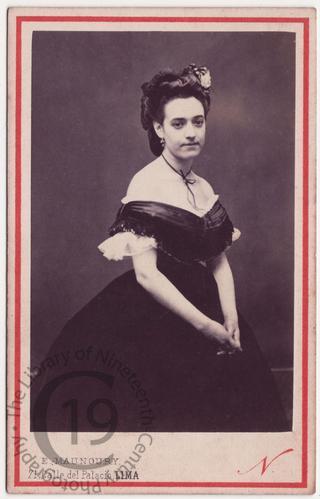 Doña Gaudencia Casteñeda