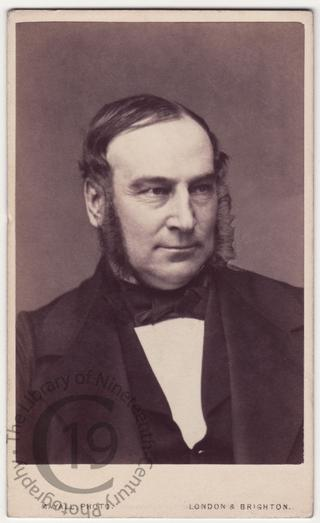 Ralph Bernal Osborne