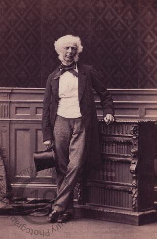 Thomas Alcock M.P.