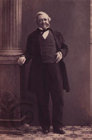 Henry Ker Seymer M.P.