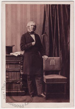 Anthony Lefroy M.P.