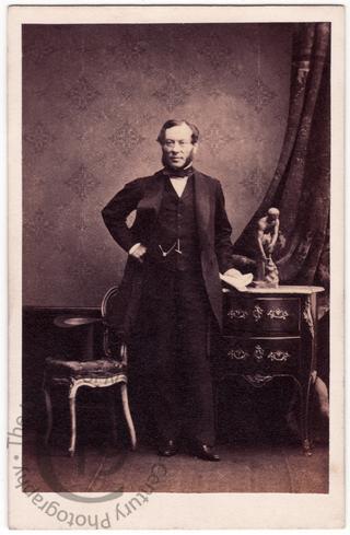 Montague Smith M.P.