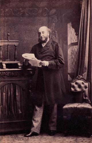 William Orme Foster M.P.