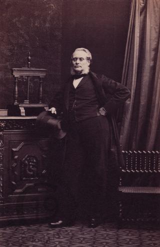 Jonathan Peel M.P.