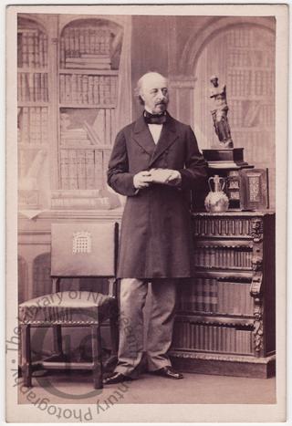 Robert Holford M.P.