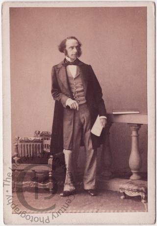 Arthur Mills M.P.